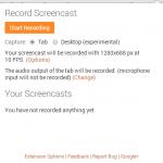 Google Chromeプラグイン Screencastify でサイト上の操作動画をカンタンに撮れました!