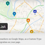 Googleマップ上に複数のポイントを付けたい時は「Gmap Point List」が便利だよ!