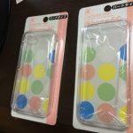 セリアさんのiPhone5C用のケースもステキ
