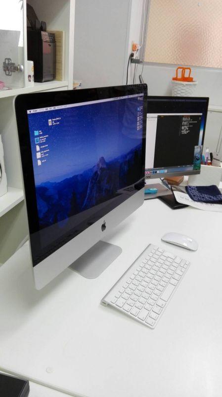iMac 写真 株式会社リクト 伊野氏所有 003