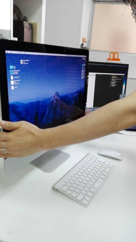 iMac 写真 株式会社リクト 伊野氏所有 005