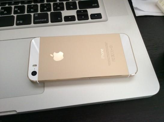 iPhone5S ケース交換