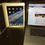 iScreenでMacの画面拡張してラクラク プレゼン・・・
