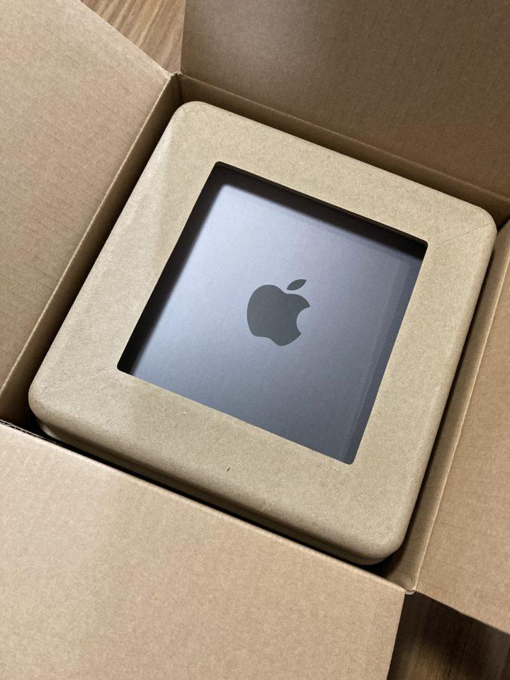 New マシン Mac mini
