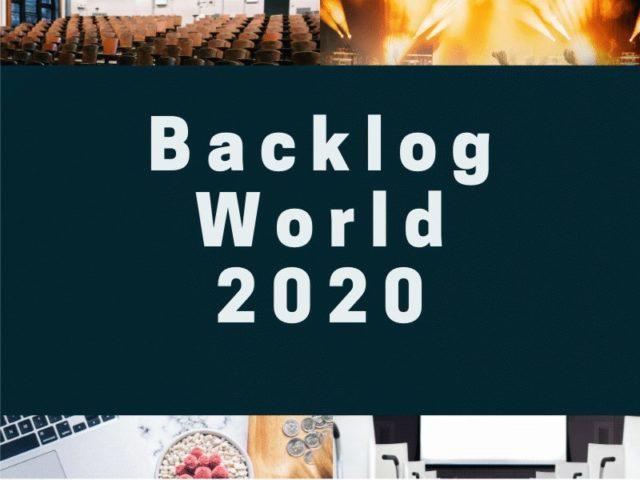株式会社ジーティーアイは Backlog World 2020 のブロンズスポンサーになりました!