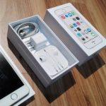 ヤフオクに iPhone5S(Softbank) Gold 32GBを出品しました